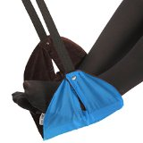 SmartTravel Portable Footrest Flight Carry-on Foot Rest Travel Accessories (Blue)
