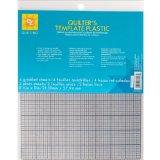 EZ Quilting 882670027 Quilter's Template Plastic Assortment, 6-Piece