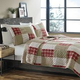 Eddie Bauer Cotton Quilt Set, Full/Queen, Camino Island