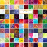 Benartex FOSSIL FERN 5″ Charm Pack Fabric Quilting Squares