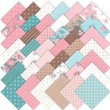 Kindred Spirits Moda Charm Pack By Bunny Hill Designs; 42 - 5