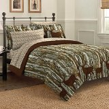 Discoveries Forest Comforter Set, Queen, Brown